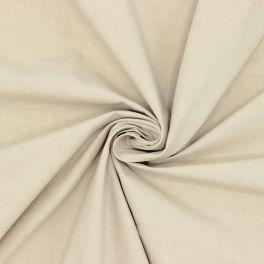 100% cotton fabric - beige