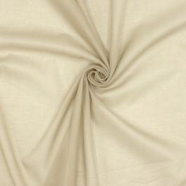 Veil of cotton - beige