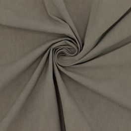 100% cotton fabric - brown