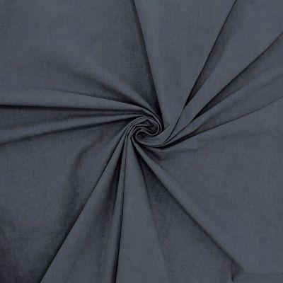 Tissu en 100%coton bleu