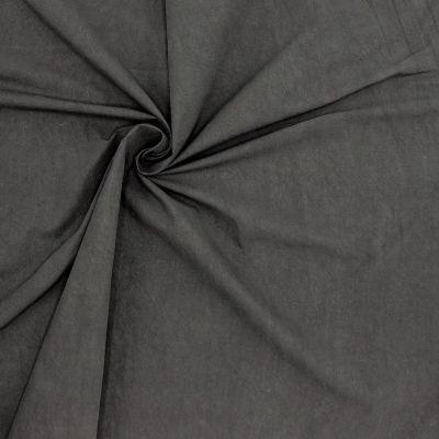 Tissu en 100%coton noir
