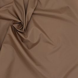 Thick windproof fabric - brown
