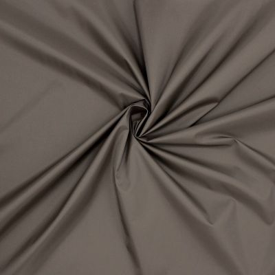 Windproof brown microfiber polyester fabric