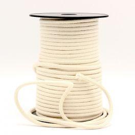 Bourrelet coton 6mm écru
