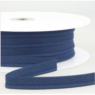 Passepoil bleu marine