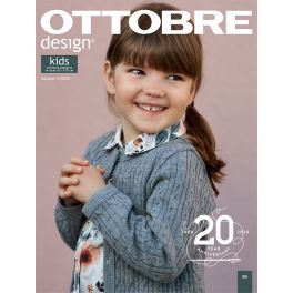 Sewing magazine Ottobre design Kids - spring 1/2020