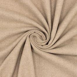 Twill extensible beige