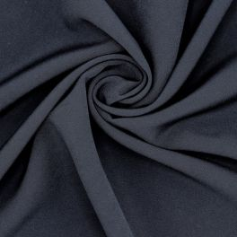 Extensible fabric - midnight blue