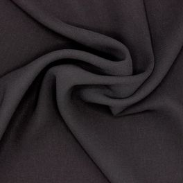 Polyester fabric - black