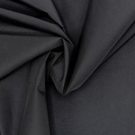 Water-repellent fabric - black