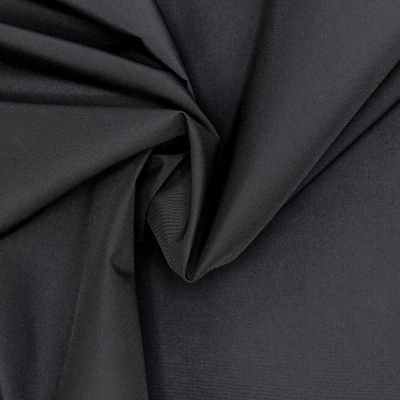 Water-repellent fabric - black