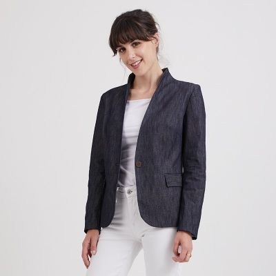 Patron femme veste Naïma