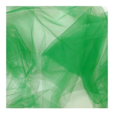 Groene tule