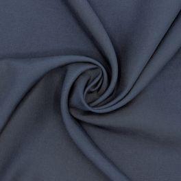 Tissu polyester - bleu nuit