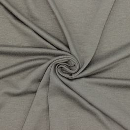 Viscose jersey fabric - grey