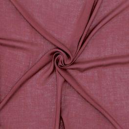 Tissu 100% rayonne - bordeaux