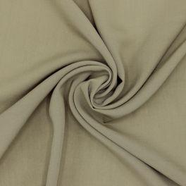Tissu viscose - kaki