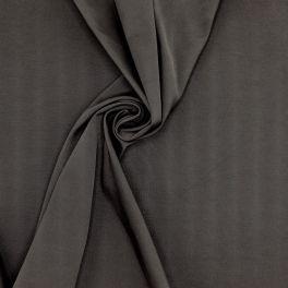 Tissu coton et polyester - noir