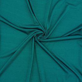 Tissu jersey viscose  - canard