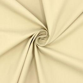 Coupon de tissu déperlant - beige