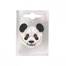 Opstrijkbare Pandakop