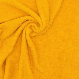 Hydrophilic terry cloth - ochre