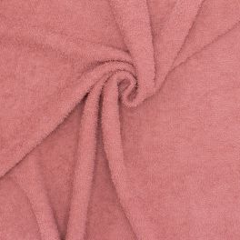 Hydrofiel badstof in katoen - khaki