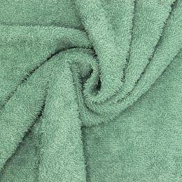 Hydrophilic terry cloth - sage green