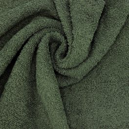 Hydrophilic terry cloth - spurce green