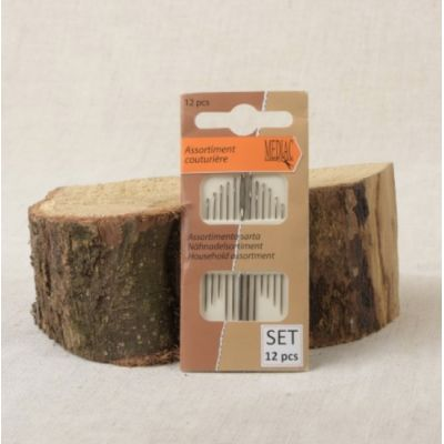 Household assortiment 12 pieces