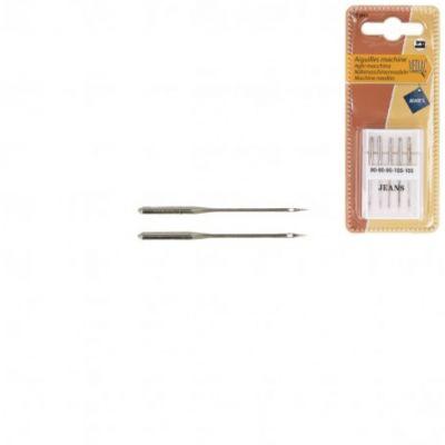 Needle for sewing machine 70-14/90-16 denim