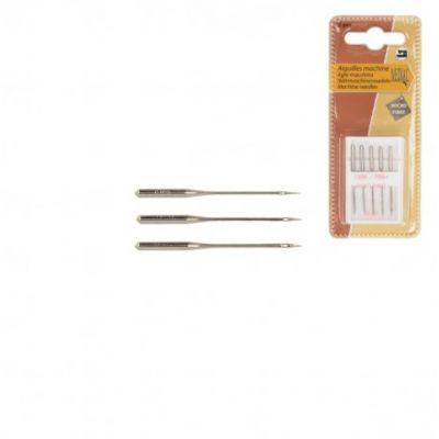 Naald voor naaimachine 70-10/80-12/90-14 microvezel