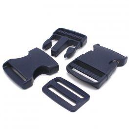 Anti-slip buckle  - black