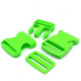 Gespsluiting - groen