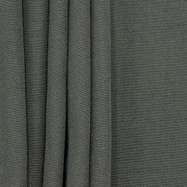 Meubelstof met linnen aspect - leisteen