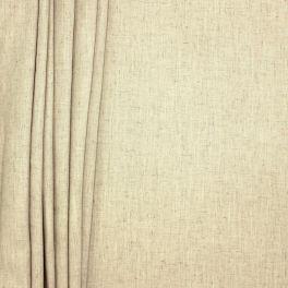 Meubelstof met linnen aspect - beige