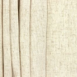 Upholstery fabric with linen aspect - ecru