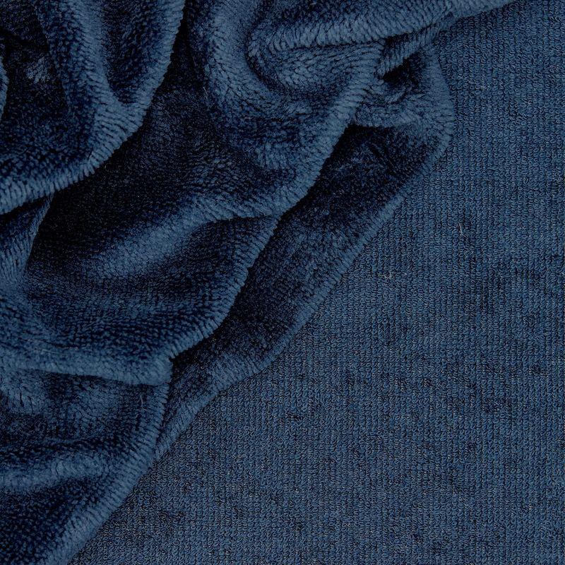 Bambou terry cloth - navy blue