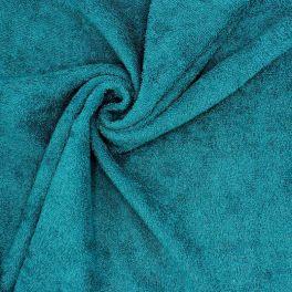 Tissu éponge hydrophile 100% coton océan