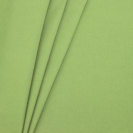 Outdoor fabric in dralon - plain green
