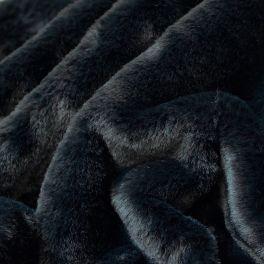 Imitatiebont met gladde vacht - zwart