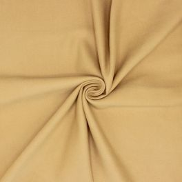Fabric with suede aspect - beige