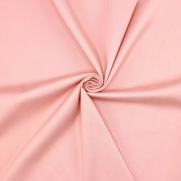 Extensible satin of cotton - pink