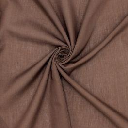 Pocket lining fabric - hazelnut brown