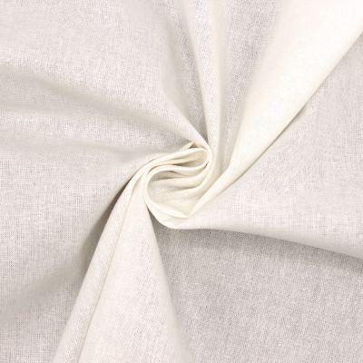 100% cotton fabric - white