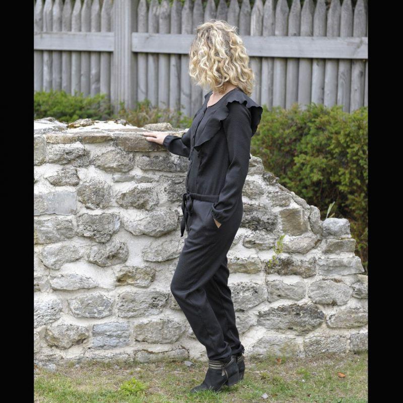 Patron combinaison pantalon Femme Maya