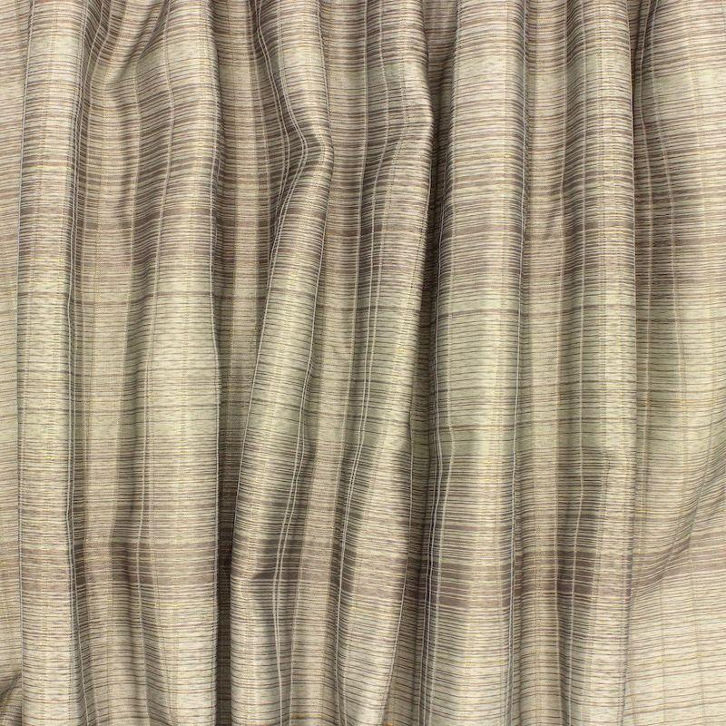 Double-sided jacquard veil - beige