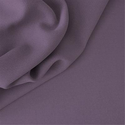 Opcifierende  stof effen paars