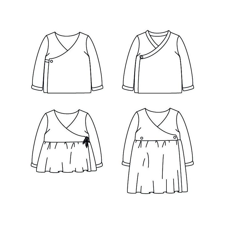 Patern vest or dress Dublin