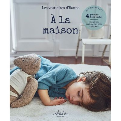 "Pattern book ""A la maison"""